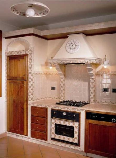 Ceramiche acquariodue - Rivestimenti cucine in muratura ...