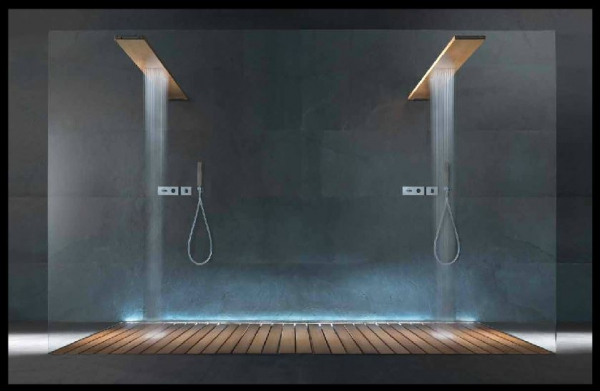 Sprea vende per rare piatti doccia integrati e box doccia